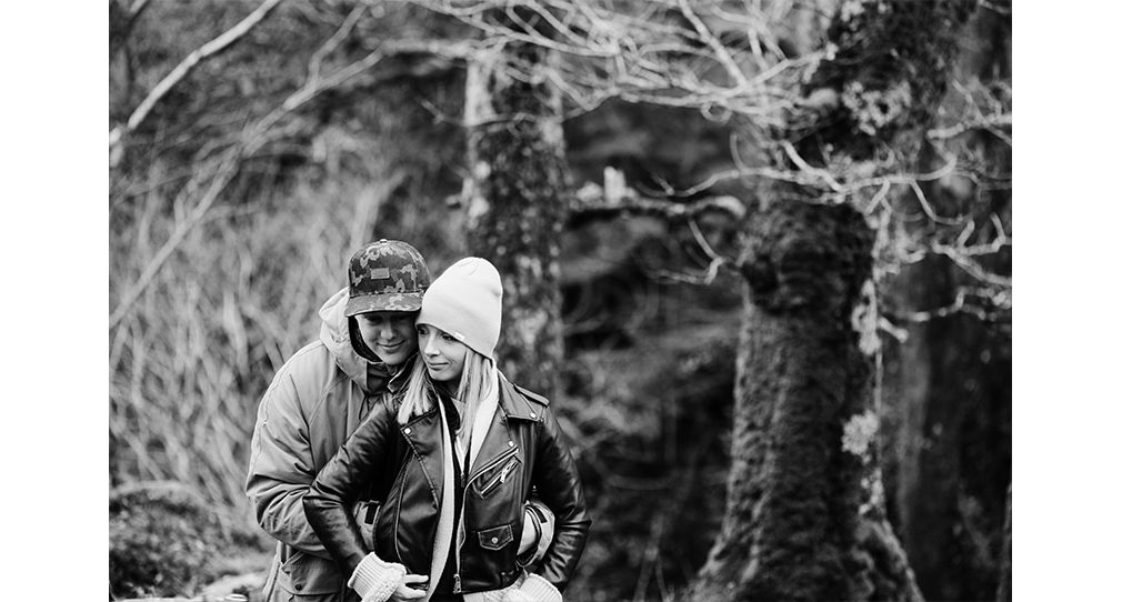 Engagement Photography Glendalough