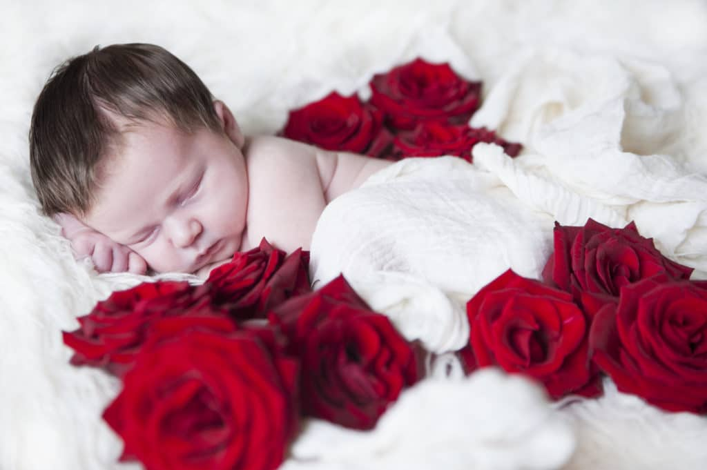 Newborn photography, Dublin