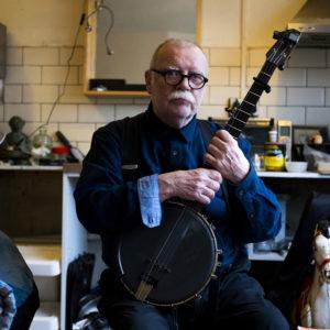 Bill Whelan, Faces of Fairview, Fairview, portrait photography, portrait photographer Dublin, Dublin photographer, portraits