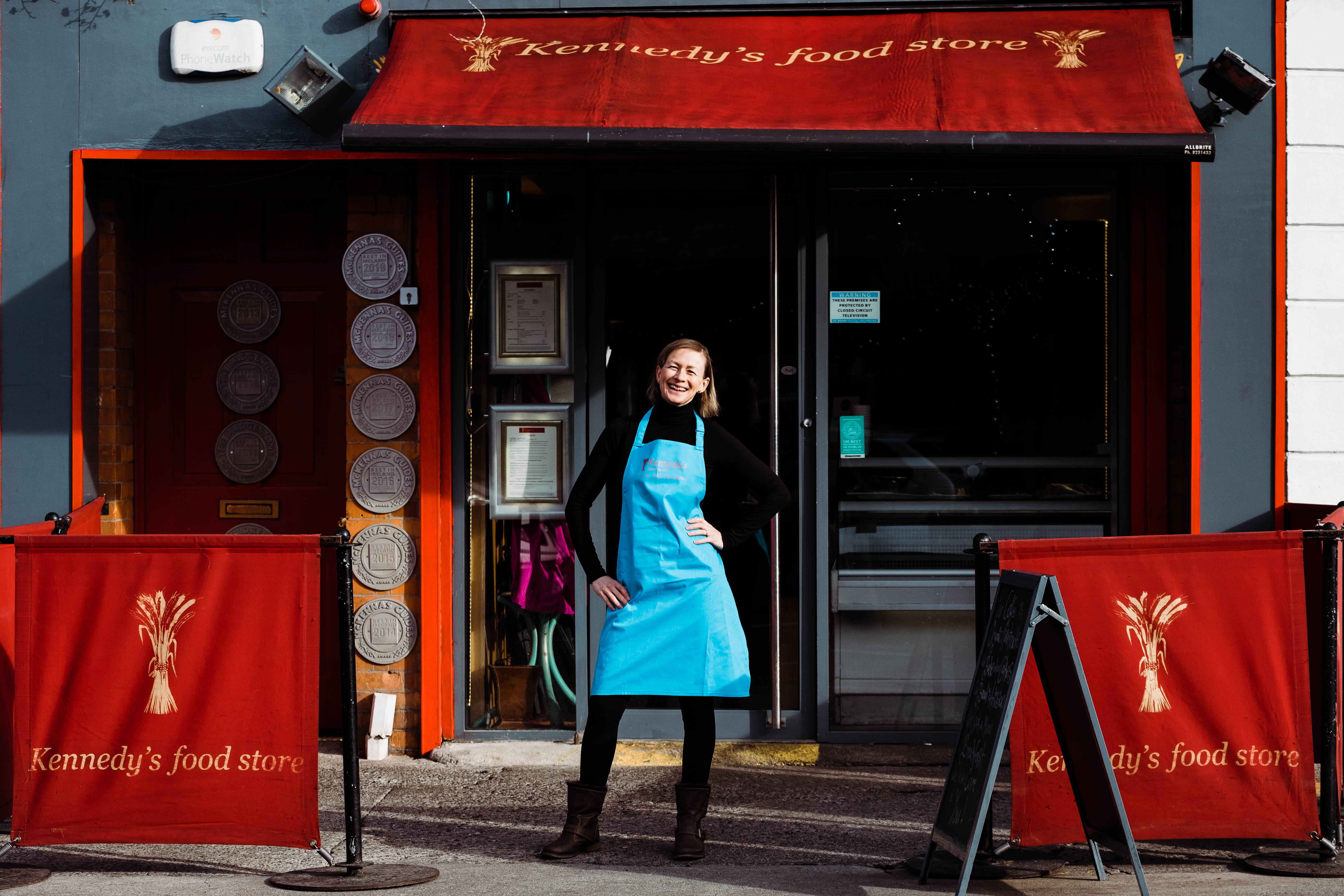 Kennedy's Food Store, Faces of Fairview, portrait, portrait photography, environmental portraits, portrait photographer Dublin