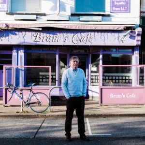 Bram's Cafe, portrait photography, portrait, portrait photographer Dublin, photographer Dublin, Faces of Fairview